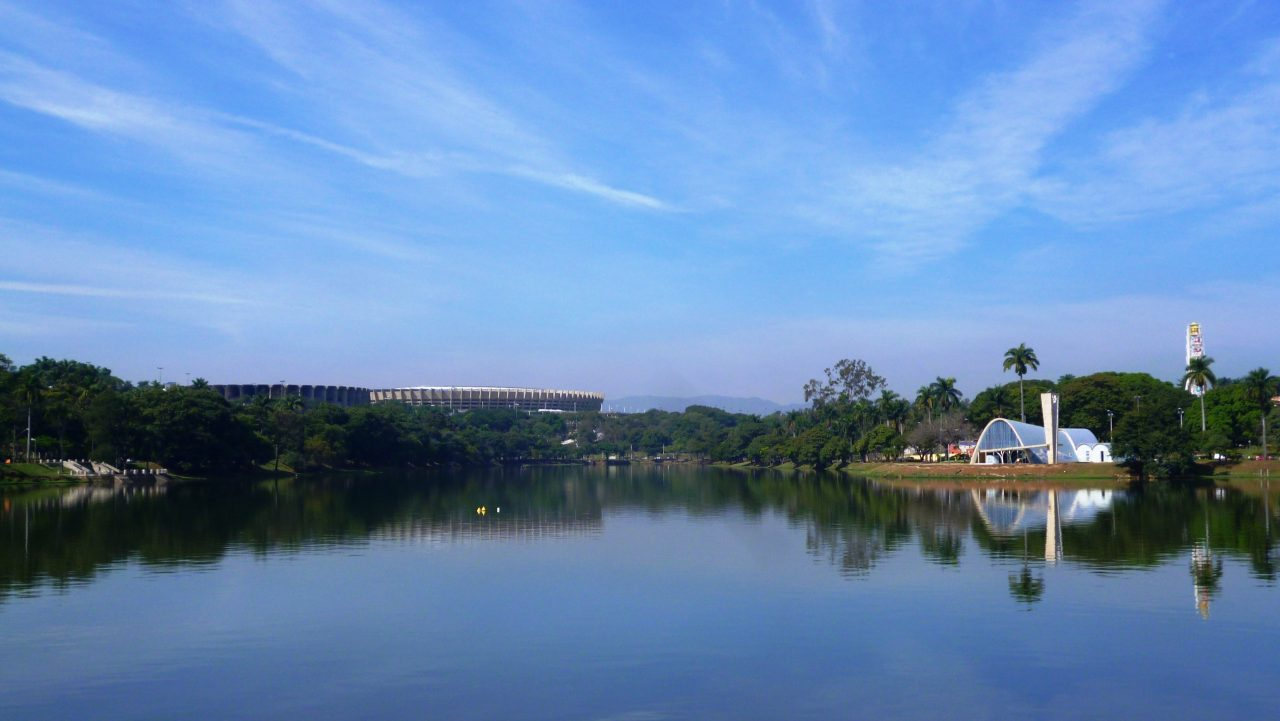 Anualmente são gastos R$32 milhões para despoluir a Lagoa da Pampulha