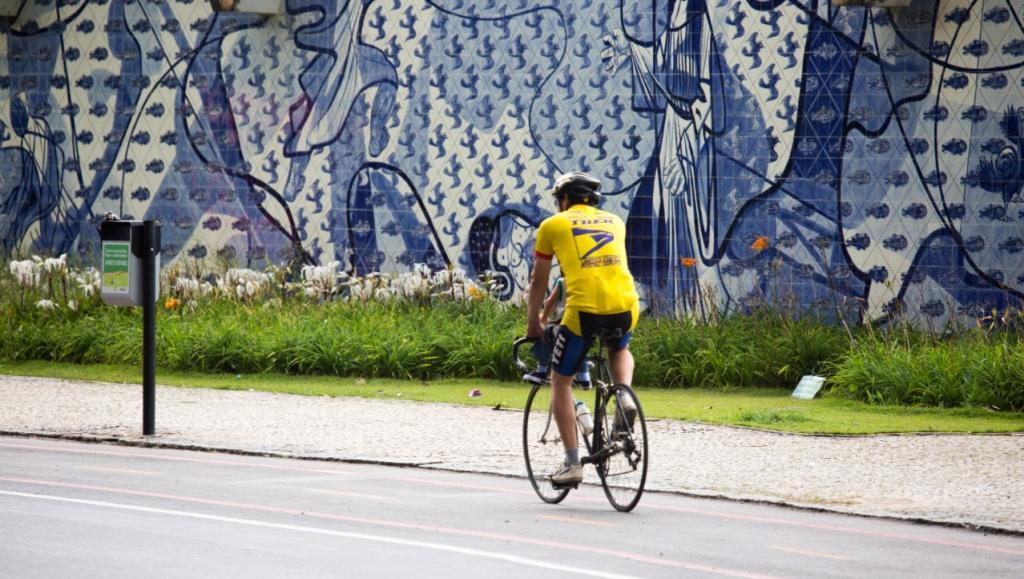 Abre consulta pública para obras na ciclovia da Pampulha