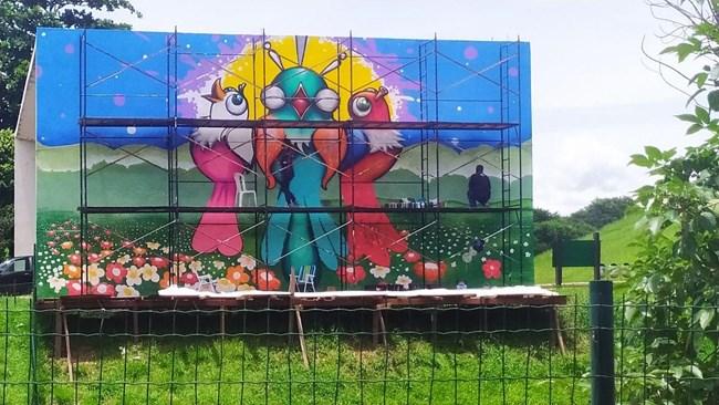 As artes na Lagoa da Pampulha
