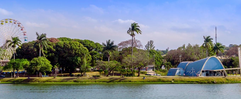 Os melhores lugares para se visitar na Lagoa da Pampulha